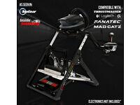 Racing Simulator Steering Wheel Stand - Brand New in Box