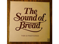 Bread - 'The Sound of Bread, Vinyl LP in Excellent Condition