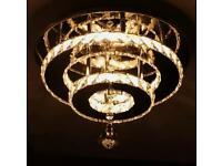 Modern Lamp Crystal