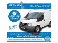 Man and Van, Removal Service, Single Item Removals, House Removals, House Clearance, Waste Removals
