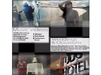 Limited offer on..Cinematic Videographer The Chef visuals weddings,corporate,films