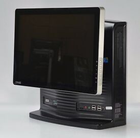 WINDOWS 7 RM ALL IN ONE COMPUTER DUAL CORE 2.20GHZ DESKTOP PC - 4GB RAM - 160GB