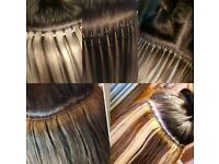 Experienced hair exetension technician (west midlands) all methods available
