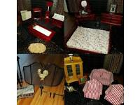 Collectable dolls house furniture