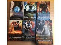Mortal Instruments books