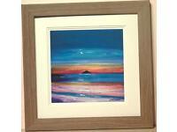 """Selection of New John Lowrie Morrison """"Jolomo"""" Framed Prints ONLY £25 EACH"""