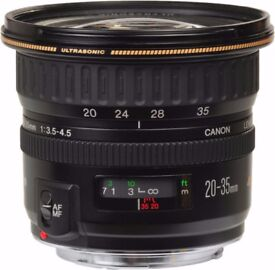 Canon EF 20-35mm 1:3.5-4.5 USM