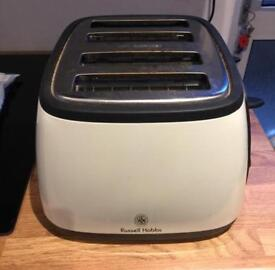 Russell Hobbs cream toster
