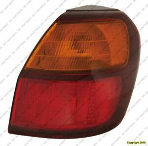Tail Light Passenger Side Outback Wagon High Quality Subaru Legacy 2000-2004