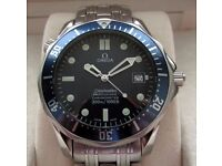 Omega Seamaster Automatic Chronometer Gents Watch 2531.80 **Buy Online**