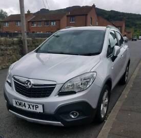 2014 Vauxhall Mokka 1.7 CDTI
