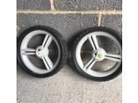 Powerbug golf wheels