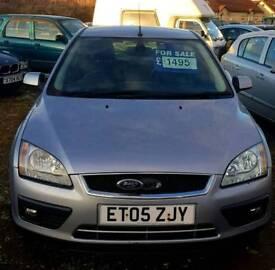 Ford Focus 1.6 Titanium.. 3dr.. 05 Plate