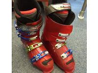 Salomon Crossmax Customfit Pro Men Ski Boots 44 28.0 UK 9.5 US 10