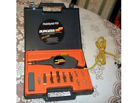 Burgess Hobbyist Electric Vibro Etching and Engraving Tool Kit