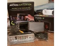 Archos 5 + DVR Station and accessories pack