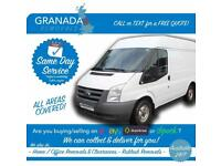 man and van,house,flat,office,removals,deliveries,rubbish,waste,garden,service/house clearance
