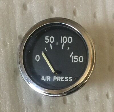 Clark Loader Equipment Parts Air Pressure Gauge 150psi 507052
