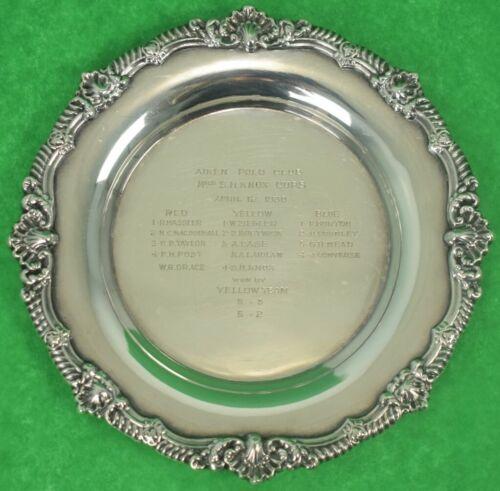 Aiken Polo Club/ Mrs S.H. Knox Cups 1930 Trophy