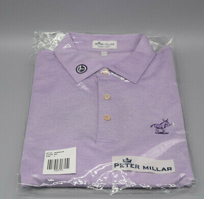 NEW Scotty Cameron Polo Donkey Gallery Peter Millar Wild Lilac Circle T