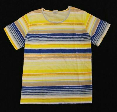 Boca Bay Women's Striped Short Sleeve Classic Tee CB4 Multi-Color Size XL (Boca Women)
