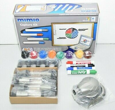 Mimio Usb Interactive Whiteboard Capture Kit With Virtual Ink 580-0014