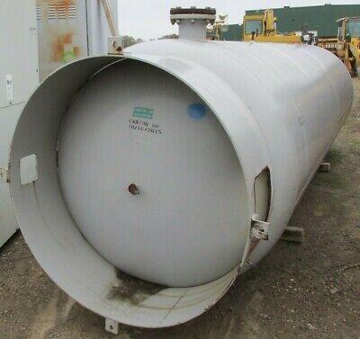 Air Reservoir Tank 2560 Gallons 1995 Receiver 3739par