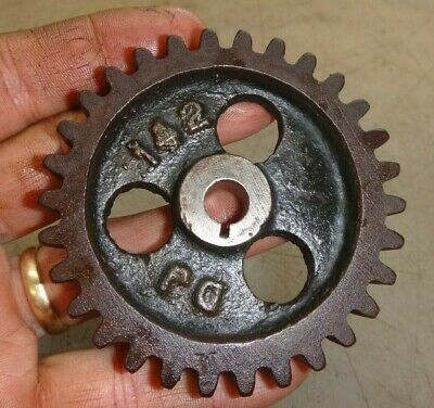 Dj142 Magneto Gear 1-12hp Headless Fairbanks Morse Z For Sumter 12 Mag Fm