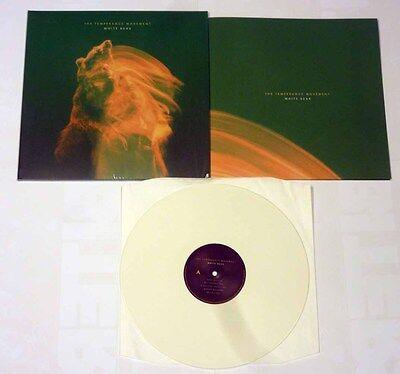 """The Temperance Movement """"White Bear"""" Ltd Edt Gatefold White Vinyl w/ Poster -NEW"""