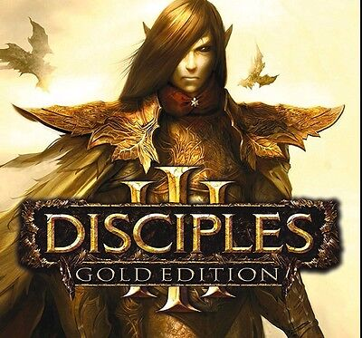 Computer Games - Disciples III Gold Edition PC Games Windows 10 8 7 XP Computer Games disciples 3