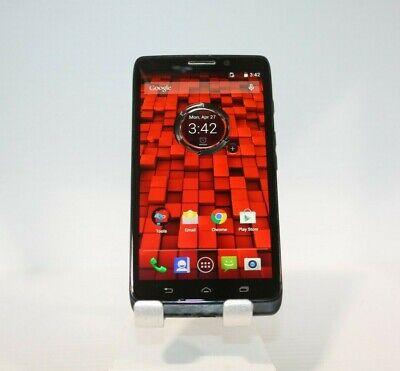 Motorola Droid MAXX XT1080M - 32GB - Black (Verizon, GSM Unlocked) Smartphone