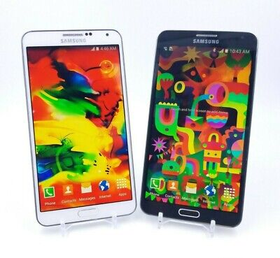 Samsung Galaxy Note 3 - 32GB - Verizon/AT&T/T-Mobile/Sprint/US Cellular