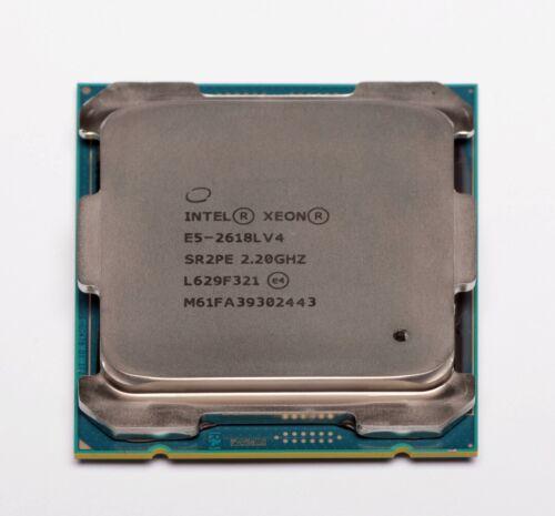Intel Xeon E5 2618L V4 2.2GHz CPU SR2PE