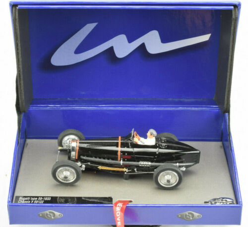 Le Mans Miniatures Bugatti Type 59 - Ralf Lauren Collect. 1/32 Slot Car 132083M