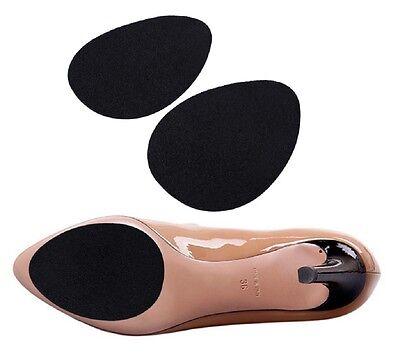 Self-Adhesive Anti-Slip Rubber Sole Shoe Grip Sticker Pads Heels Protector Pair