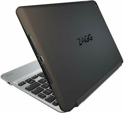 ZAGG Slim Book Ultrathin Case, Hinged with Detachable Backlit Keyboard for iPad