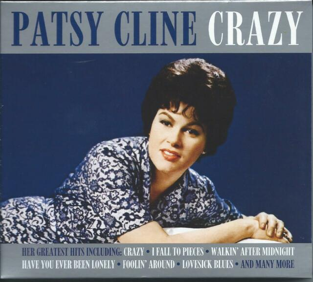 Patsy Cline - Crazy - Her Greatest Hits (2CD 2013) NEW/SEALED