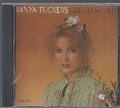 Tanya Tucker Greatest Hits San Antonio Stroll Cowboy Lovin Night New Cd