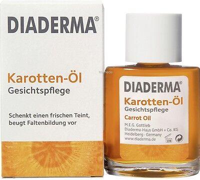 DIADERMA Karotten-Öl Gesichtspflege Carrot Oil 30ml Anti-Falten + frischer Teint