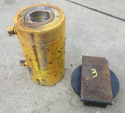 Enerpac Rr-1506 Double Acting 150 Ton 6 Stroke Hydraulic Cylinder 3 Free Ship