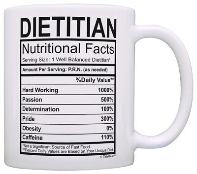 Registered Dietitian Gifts for Women Dietitian Nutritional C