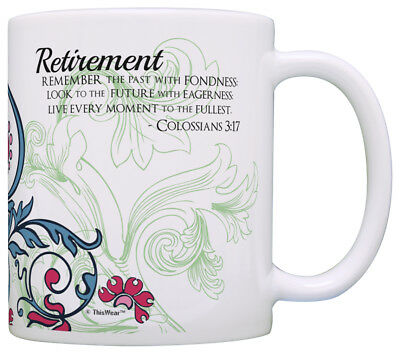 (Retirement Gift Ideas Live Every Moment to Fullest Coffee Mug Tea Cup)