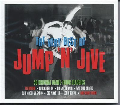 Jump N Jive Very Best Of 50 Original Dance Floor Classics 2cd
