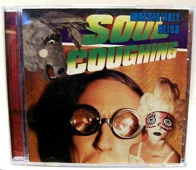 Soul Coughing  Irresistible Bliss   Alternate Rock Music Cd 1996 Slash Wb Label