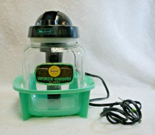 Hankscraft Automatic  Electric Steam Vaporizer Humidifier #202B Vintage M4775