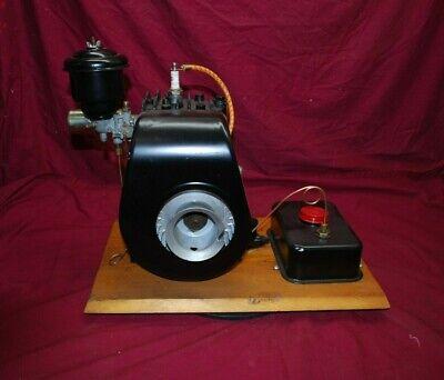 Briggs Stratton Wi Type 301307 Serial 642349 Engine Gas Engine Motor