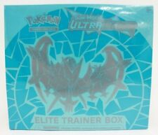 Pokemon TCG Sun & Moon Ultra Prism Necrozma-Dawn Wings Elite Trainer Box NEW