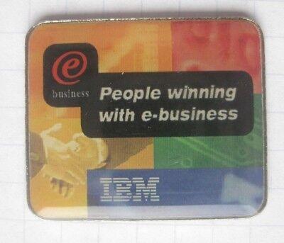 IBM / e-business  ..........................Computer Pin (167k)
