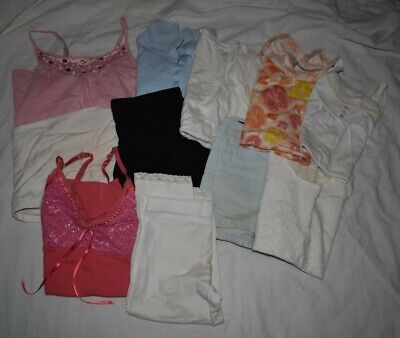 Lot of Girls Clothes Size 10/12~Spring/Summer~Limited Too~Abercrombie~More