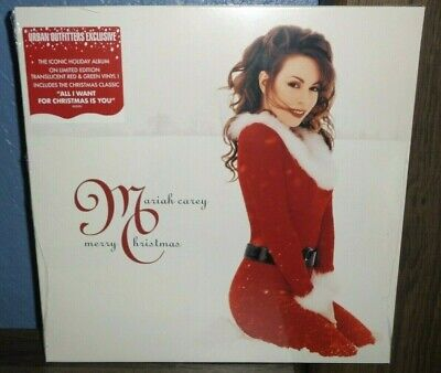 MARIAH CAREY MERRY CHRISTMAS URBAN OUTFITTERS LIMITED EDITION COLORLP HOLY NIGHT ()